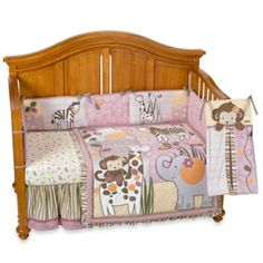 CoCaLo™ Baby Jacana 6-Piece Crib Bedding Set - buybuyBaby.com  ...... LOVE THIS FOR A GIRL