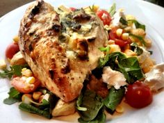 """Stuffing chicken breasts can help over come that dry, bland, """"God I hate chicken"""" feeling that often surfaces while at the dinner table. Stuffing it with cheese is a winner, but pairing…"""