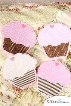 DIY Einladungskarten Selber Basteln: Der Kindergeburtstag Wird Ein Erfolg |  Muffins, DIY And Crafts And Ein