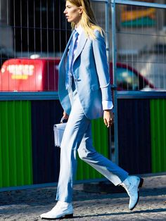 Want to Dress Better? Do This Every Morning via @WhoWhatWear
