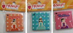 XV años mini cards Set of 20 por Tianguisonline en Etsy