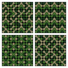 Illustration about Funky camo patterns from modular circle patterns in classic camouflage greens. Illustration of beige, funky, camouflage - 17687204 Border Pattern, Green Pattern, Pattern Art, Pattern Design, Textile Patterns, Print Patterns, Diy Fashion Hacks, Camouflage Patterns, Quilting Designs