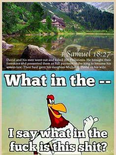 1 Samuel 18:27