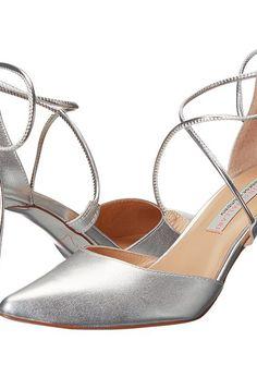 Kristin Cavallari Opel Pump (Silver) High Heels - Kristin Cavallari, Opel Pump, OPEL METALLIC-040, Footwear Closed 2-3 inch heel, 2-3 inch heel, Closed Footwear, Footwear, Shoes, Gift, - Fashion Ideas To Inspire