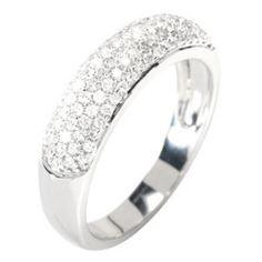 Pave Diamond Rings engagement rings sydney