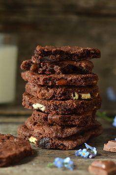 Mini Wedding Cakes, Mini Cakes, Sweet Recipes, Cake Recipes, Dessert Recipes, Healthy Desserts, Healthy Recipes, Food Cakes, Chocolate Cookies