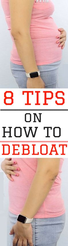 For Preston- how to deal with bloating