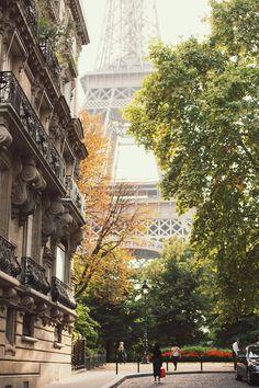 """Paris is always a good idea"".."
