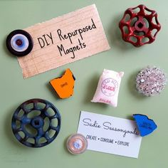 Stuck on You: DIY Magnets and Crafting Tips