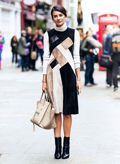How to Look Put-Together in a Sweater via @WhoWhatWear