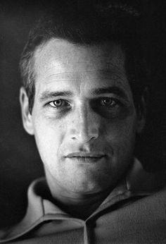 Paul Newman by Roddy McDowall