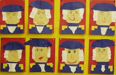 Chalk Talk: A Kindergarten Blog: President's Day
