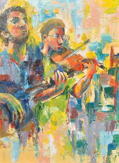 The Sight of Music by Kelly Ann Sheridan, via Behance