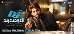 5 things we can expect from Allu Arjun- Pooja Hegde's DJ trailer today #FansnStars