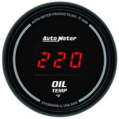 Auto Meter 6348 Sport Comp Digital 2116 0340 Degree F Digital Oil Temperature Gauge >>> Check this awesome product by going to the link at the image.
