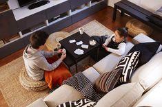 Si te gusta estar en familia, te gustarán estos consejos para tener tu salón a gusto de todos.