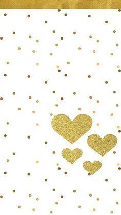Golden Polkadot