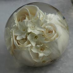 """One of our luxury range of paperweights In our 4.5"""" range"""