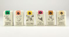 Helleo Natural Soaps — The Dieline - Package Design Resource