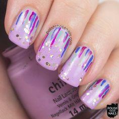 Polish Those Nails: 52 Week Challenge - Violet Fall