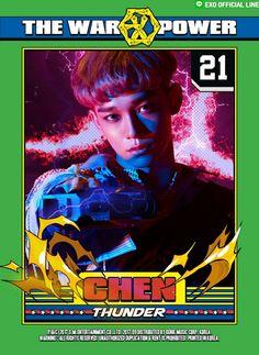 #Chen #Powerofmusic #4th #Repackage
