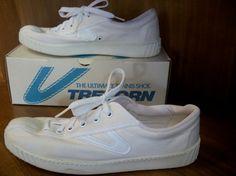 Vintage 1980's Tretorn Tennis Shoes....a must!