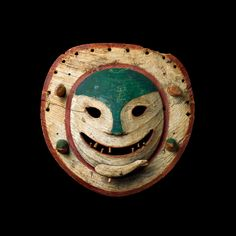 Nepcetaq Ceremonial mask.