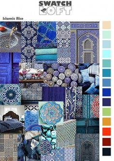 Islamic Rise is undergoing a massive revival at the moment but has always been a constant inspiration source for the design world.
