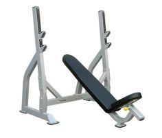 Banca inclinata cu suport Impulse Fitness IFOIB 1560 x 1310 x 1192