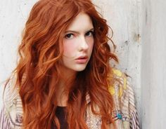 redhead - Ebba Zingmark