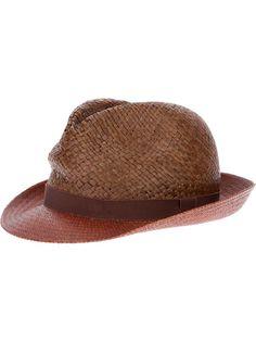 Designer Hats for Men - Designer Accessories Pork Pie Hat, Stylish Hats, Men Style Tips, Mens Caps, Summer Hats, Hats For Men, Clothing Items, Caps Hats, Trilby Hats