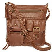72e52a78dd3a jcpenney brown over the shoulder purses - Google Search Brown Leather  Purses