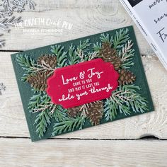 Cards For Friends, Inspire Others, Stampin Up, Card Ideas, Christmas Cards, Product Launch, Joy, Seasons, Crafty