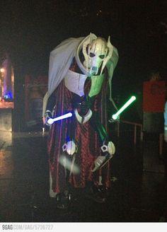 Best Halloween Costume Yet?