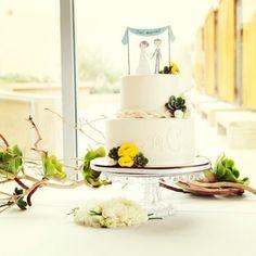 #succulents #wedding #cake #justmarried sweetcheeksbaking.com