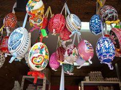 Tra le bancarelle del mercato di Pasqua a Praga