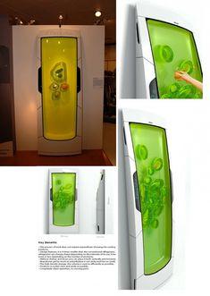 Le réfrigérateur du futur