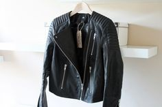perfect leather jacket <3