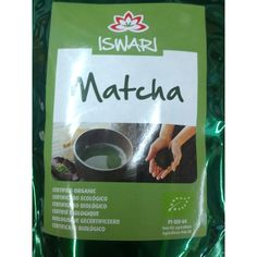 Te matcha de Iswari Es un potente antioxidante, previniendo el envejecimiento prematuro y la muerte celular.  http://www.alliumherbal.biz/te-matcha-Iswari …