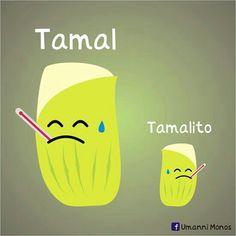 Tamal, tamalito