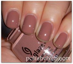 Dress Me Up: I am obsessed with nude/tan polishes- Gotta get this one.