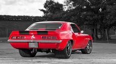 muscle car picture