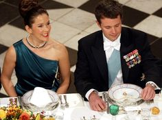 Everything Just So: Crown Princess Mary of Denmark in Pearls