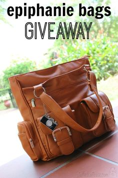 e3339d2b4bdd epiphanie bags GIVEAWAY - stylish and modern camera bags great for travel  and photography StuffedSuitcase.