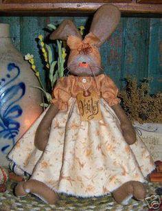 Ceci EuQfiz: Caramel Conejo estafa moho