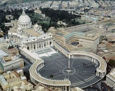 See St Peter's Square