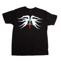 Diablo III Tyrael Wings T-shirt - Gamer Loot