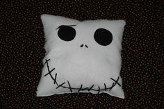 Jack Skellington Inspired Pillow :: Rumpshakers In-stock Store
