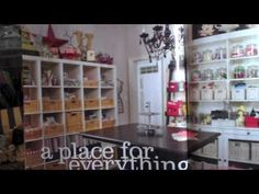 Dreaming of my new Craft room- Day 18 Marion Smith Challenge