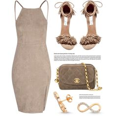How To Wear Date Night Look Outfit Idea 2017 - Fashion Trends Ready To Wear For Plus Size, Curvy Women Over 20, 30, 40, 50